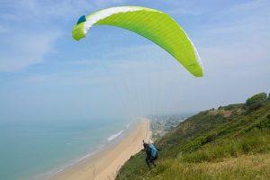 Paragliding in Sedgefield - Südafrika